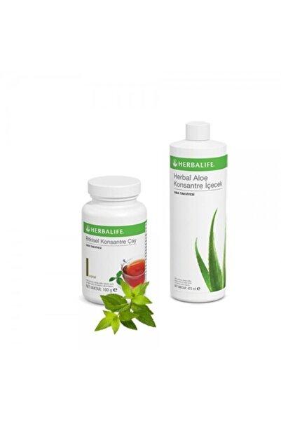 Herbalife Bitkisel Konsantre Çay 100 G Klasik, Bitkisel Konsantre Aleo Vera Içeceği