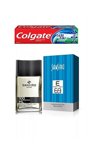 Colgate Sansiro E69 Edt 100 ml Erkek Parfüm 7891024132173E69 Diş Macunu
