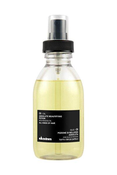 Davines Oı Oil Tüm Saç Tipleri İçin Saç Bakım Yağı 135 ml