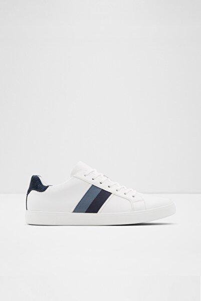 Aldo Erkek Beyaz Bağcıklı Sneaker