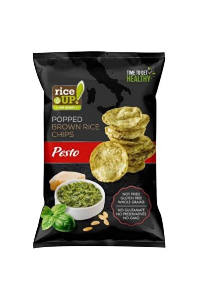 Rice Up Popped Brown Rice Chips 60 G