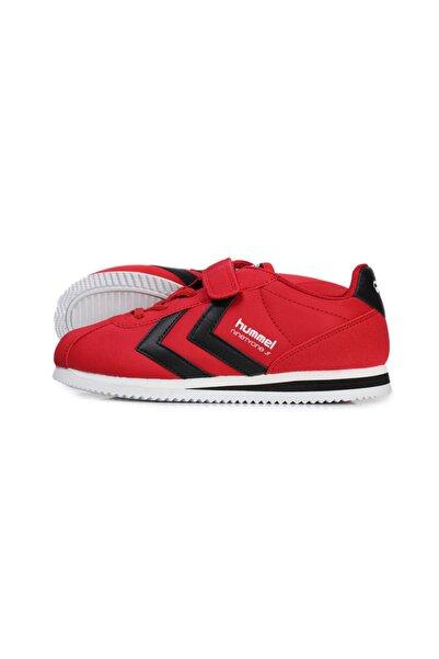 HUMMEL Çocuk Kırmızı Ayakkabı Ninetyone 202980-3658