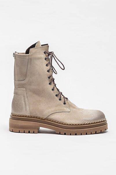 Elle Shoes Kadın Jhosset Vizon & Bootie 20KIK4572