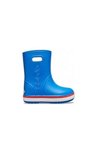 Crocs Mavi Unisex Çocuk Yağmur Botu 205827-4KD