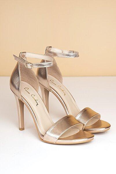 Pierre Cardin Kadın Rose Topuklu Ayakkabı Pc-50170