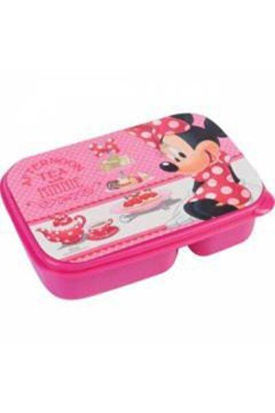 Minnie Mouse Pembe Beslenme Kabı