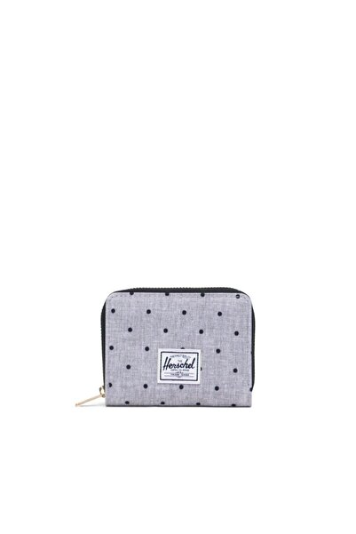 Herschel Supply Co. Herschel Cüzdan Tyler Rfıd Polka Dot Crosshatch Grey/black