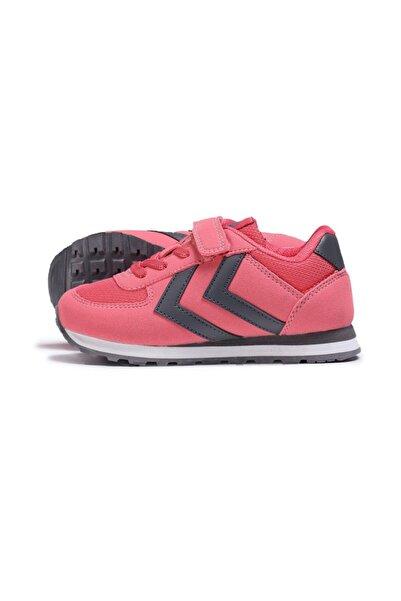 HUMMEL Çocuk Bordo Ayakkabı Eightyone 202978-3847