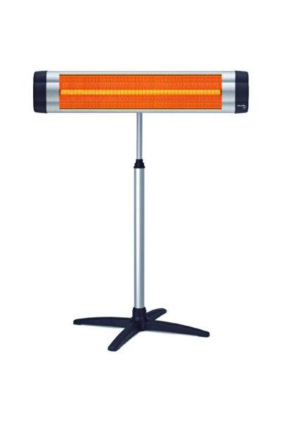 Golden Light Golden Star Light Gs-1800 W Ayaklı/duvar Tipi Infrared Elektrikli Isıtıcı