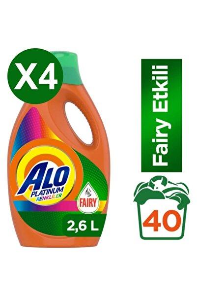 Alo Platinum Fairy Etkili 40x4 Yıkama Renkli
