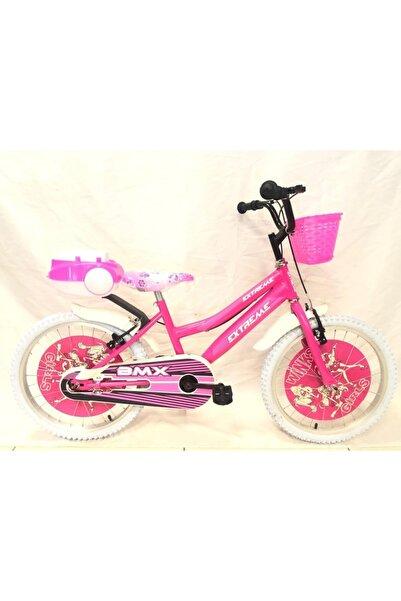 Bmx 20 Jant Kız Çoçuk Bisikleti 6-10 Yaş Lüx