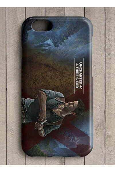 Bazaar Case Samsung Galaxy J4 Plus Uncharted Telefon Kılıfı