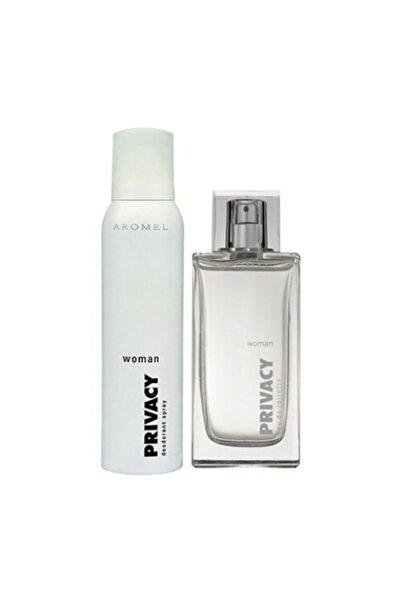 Privacy Kofre  Edt 100ml + Deodorant 150ml Kadın Parfüm  Set 5678433456