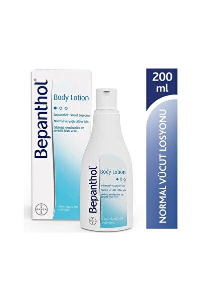 Bepanthol Body Lotion Normal Ve Yağlı Ciltler Için Nemlenirici Losyon 200ml