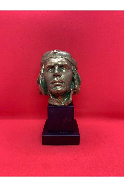 BüstBütün Tasarım Dekorasyon Ernesto Che Guevara Heykel Büst Biblo Hediyelik Eşya