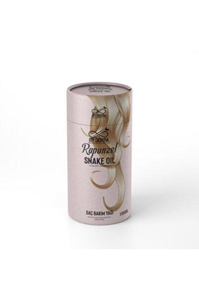 MYDERMA Rapunzel Snake Oil Saç Bakım Serumu