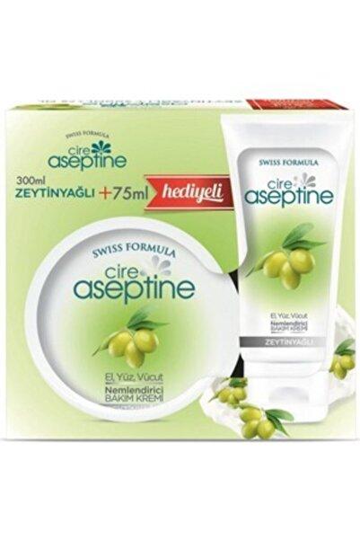 CIRE ASEPTINE Swıss Formula Soft papatya nemlendirici bakım kremi 300 ml + 75ml