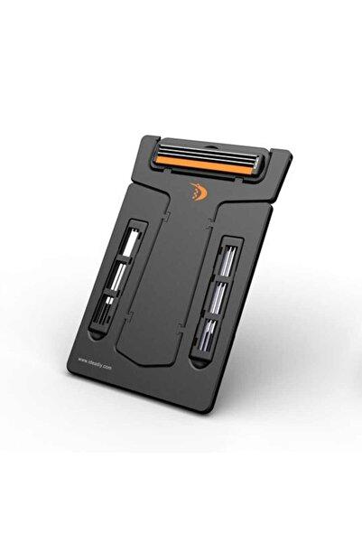 Transformacion Carzor Seyahat 3 Bıçaklı Kart Traş Bıçağı Organizer Box Hediyeli 713922