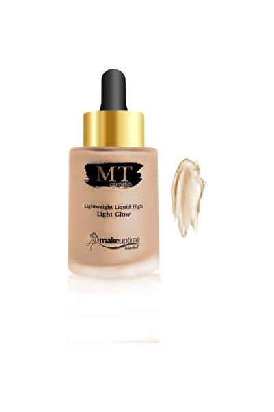 Makeuptime Mt Sıvı Aydınlatıcı 3 Lü Set 3 Farklı Ton