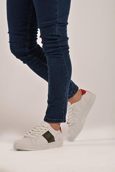 Terapi Men Erkek Günlük Ayakkabı 20y-1200259 Beyaz