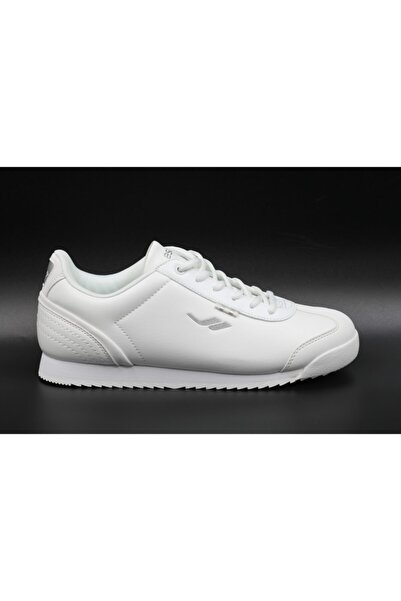 Lescon Unisex Beyaz Yürüyüş Ayakkabısı