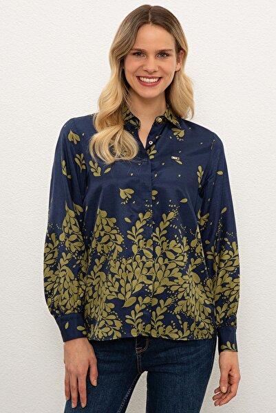 U.S. Polo Assn. Kadın Gömlek G082SZ004.000.1089825