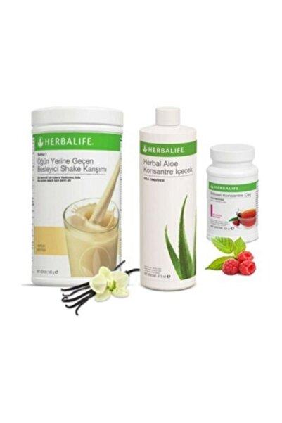 Herbalife Shake Çay Aloe