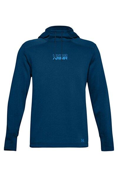 Under Armour Erkek Spor Sweatshirt-Ua Baseline Fleece Pullover-1356765-581