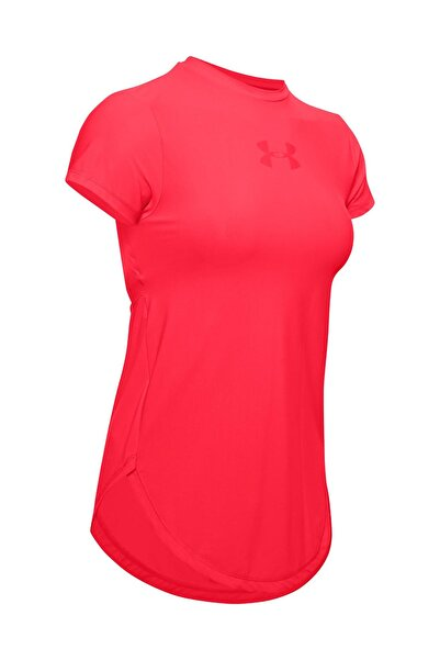 Under Armour Kadın Spor T-Shirt - Breathelux Stretch Ss - 1355864-628