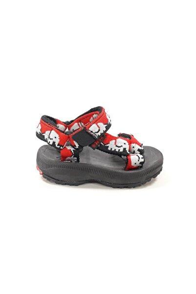 TEVA Unisex Çocuk Kırmızı Sandalet