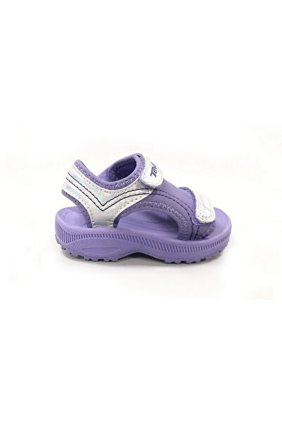 TEVA Unisex Çocuk Mor Sandalet