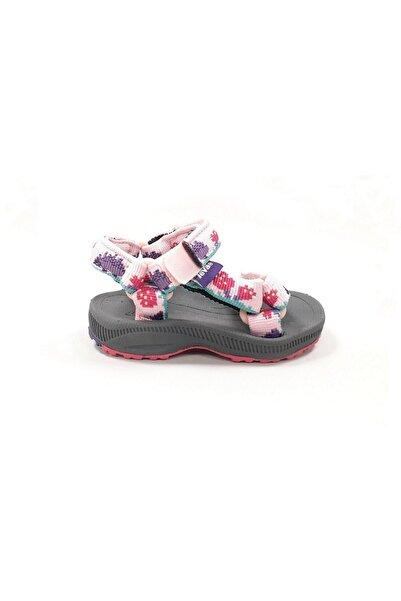 TEVA Kız Çocuk Pembe Sandalet