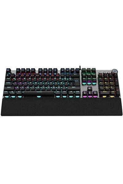 Philips Spk8614 Kırmızı Switch Mekanik Gaming Klavye Rainbow Türkçe