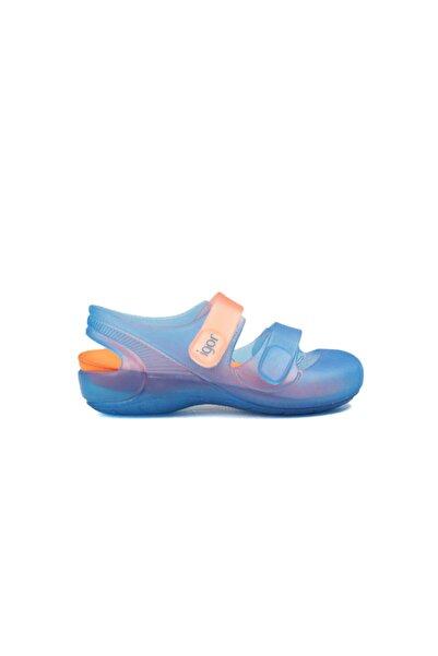 IGOR Çocuk  Mavi Bondı Bıcolar Sandalet S10146-023