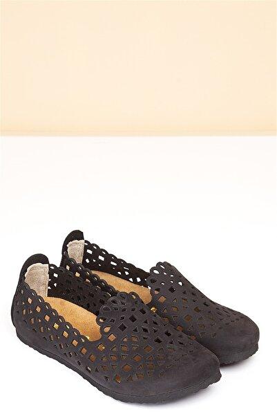 Pierre Cardin Kadın Siyah Günlük Ayakkabı Pc-5077