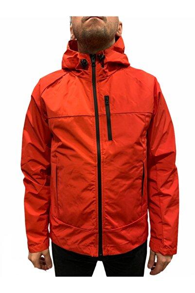 Exuma Erkek Kırmızı Zigana Raincoat Mont 118-1005-17