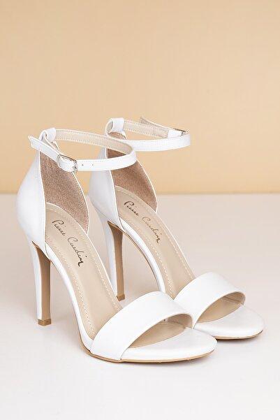 Pierre Cardin Pc-50170 Beyaz Kadın Ayakkabı