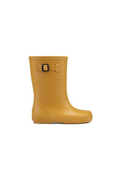IGOR Unisex Çocuk Sarı Splash Mc Mustard W10236-080 Çizme
