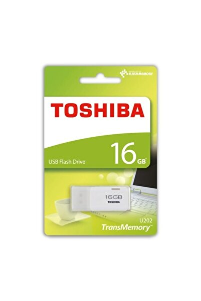 Toshiba Toshıba 16gb Usb 2.0 Flash Blk Usb 16gb Tshb 2.0