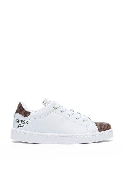Guess Lucy Çocuk Beyaz Günlük Ayakkabı FI7LUC-S