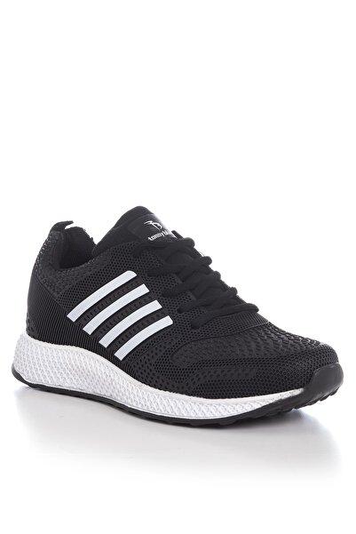 Tonny Black Siyah Beyaz Unisex Sneaker TB3006-0