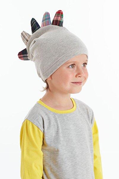 Mushi Dino Mino Tırtırlı Ekose Şapka
