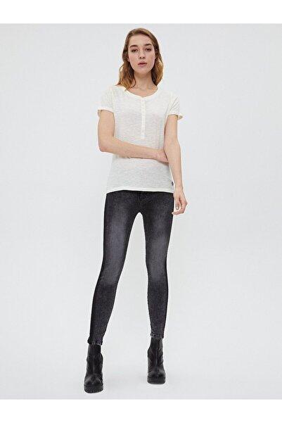 Loft Kadın Gri Pantolon 2025642