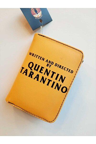Köstebek Quentin Tarantino Çift Gözlü Cüzdan