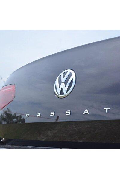 Space Volkswagen Passat Bagaj Arması Passat Yeni Nesil Yazı Gümüş