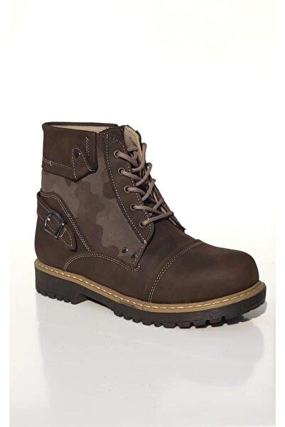 Perlina Erkek Çocuk Kahverengi Ayakkabı