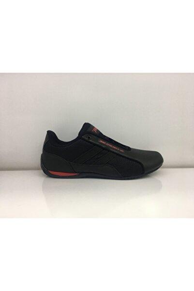 Jump Unisex Siyah Spor Ayakkabı