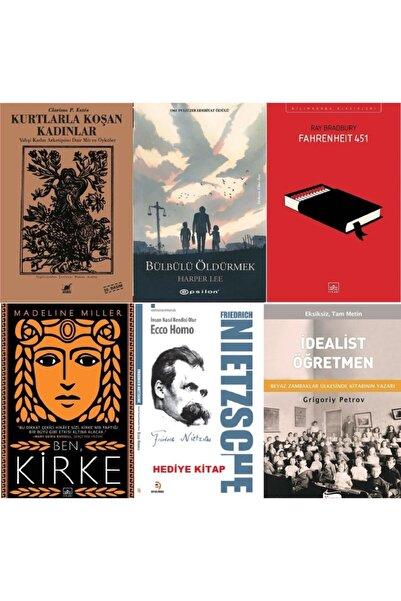 Optimum Kitap Kurtlarla Koşan Kadınlar, Bülbülü Öldürmek, Fahrenheit 451, Ben Kirke, Ecco Homo, Idealist Öğretmen