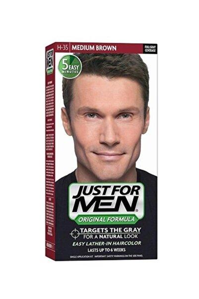 Just For Men Orta Kahve Saç Boyası H-35 5010934001856