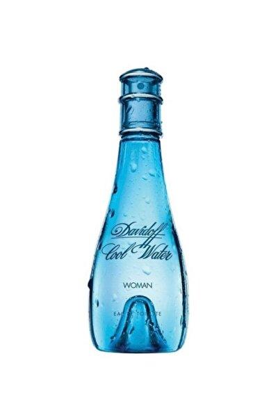 Davidoff Cool Water Edt 100 ml Kadın Parfüm 3414202011752